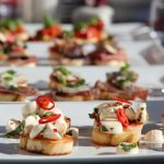 Italienske fristelser - crostini