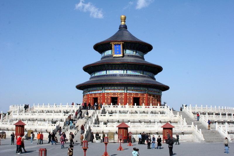 Beijing Himmelens Tempel 2