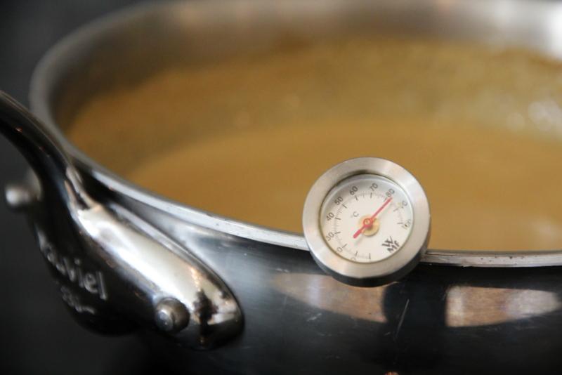 Creme brulee med espresso