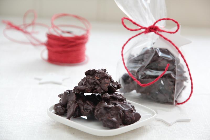 crispy sjokoladetopper