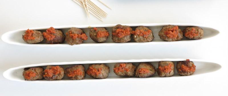 Fingermat Maison Mat og Vin - kjøttboller