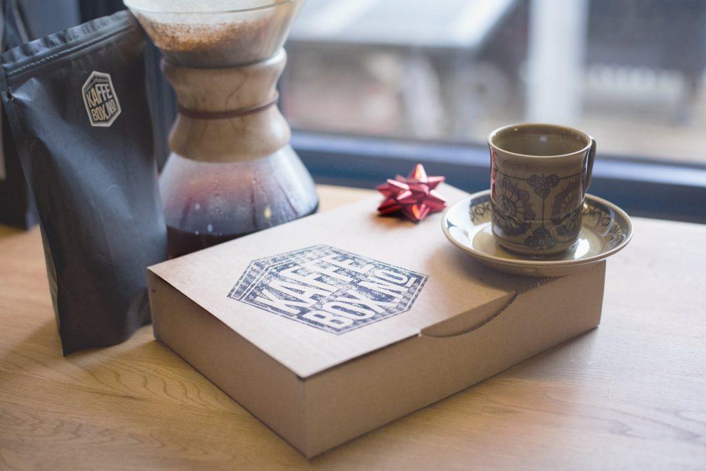 kaffebox