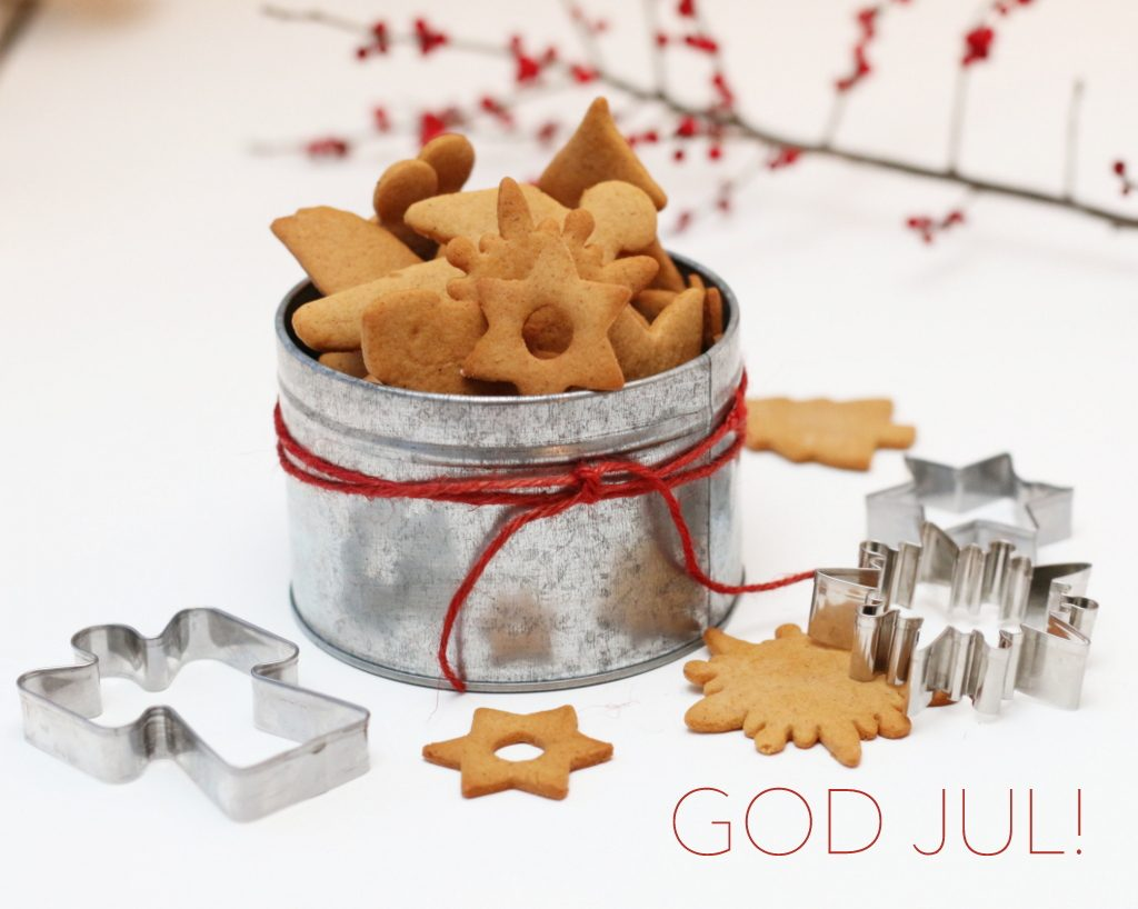 pepperkaker - god jul