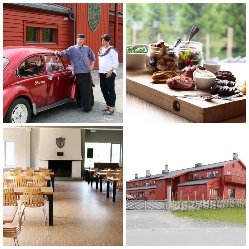 2015-07 Mathallen, Skistua, Baklandet SS, Bakgården + Nidelven2