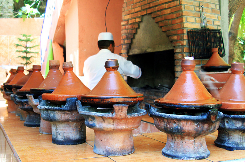 09-Tagines_shutterstock_114495196 Marrakech