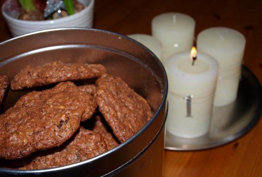 Image: Chocolate cookies