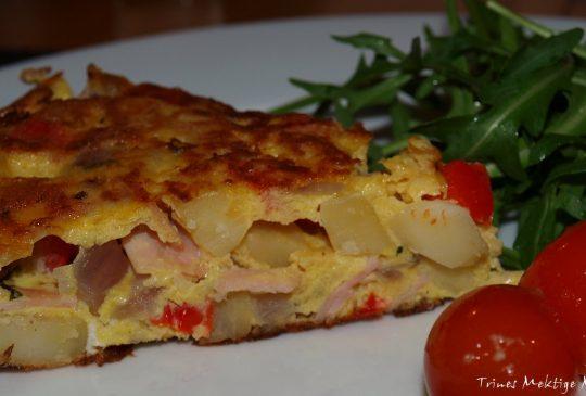 Image: Tortilla – Frittata – Bondeomelett