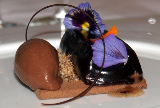 Image: En helt spesiell cognac- og sjokoladeopplevelse