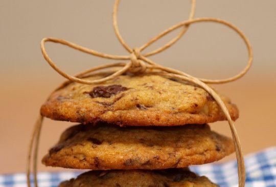 Image: Sjokolade- og nøttecookies – nå også som frysevare!