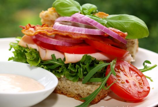 Image: En slags Club Sandwich
