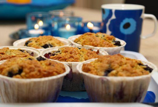 Kategori: cupcakes & muffins | TRINES MATBLOGG