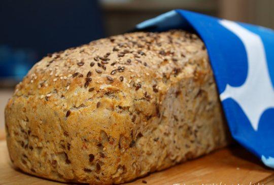 Image: 4-kornbrød à la Åpent Bakeri