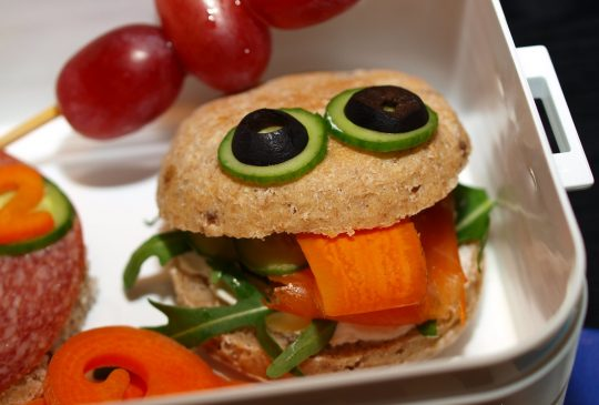 Image: Sunne, gode og morsomme matpakker i Dagbladet