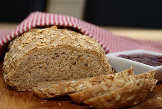 Image: Havrebrød à la Åpent Bakeri