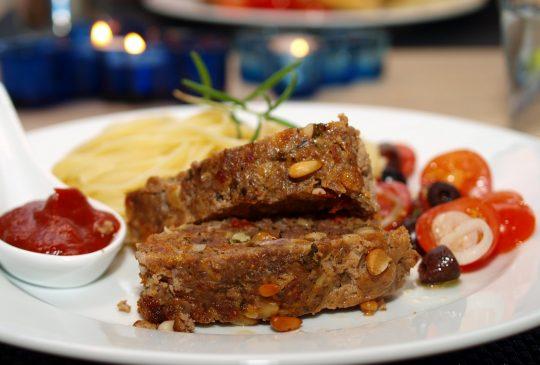 Image: Italiensk kjøttbrød