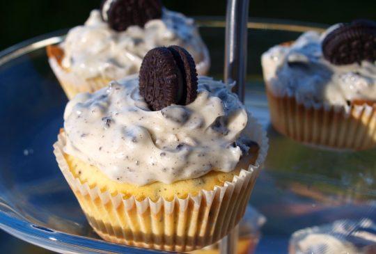 Image: Oreo Cupcakes