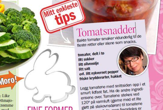 Image: Trine tipser i Allers
