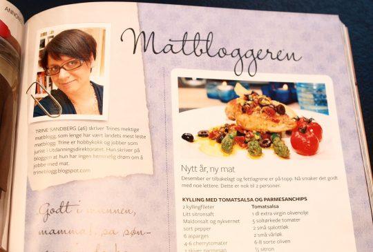 Image: Månedens matblogger i BoligDrøm