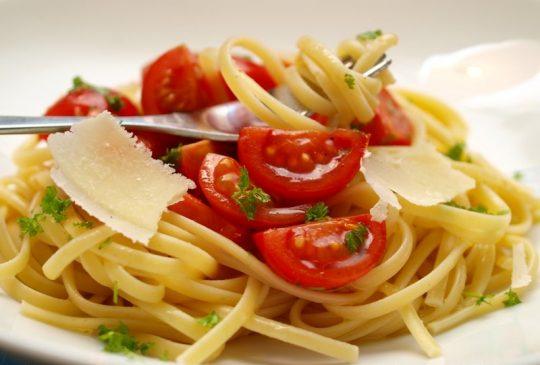 Image: Pasta med tomat – kjapt, godt og billig