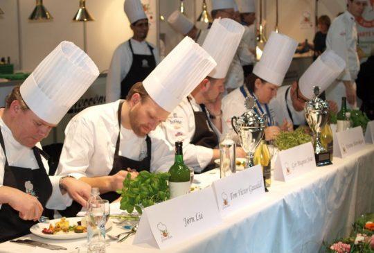Image: Årets grønne kokk