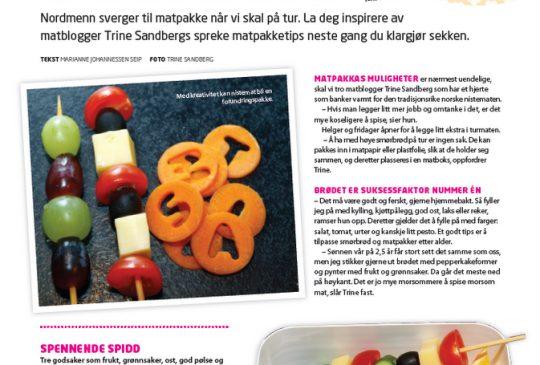 Image: Turmat i Nyt Norge Magasinet