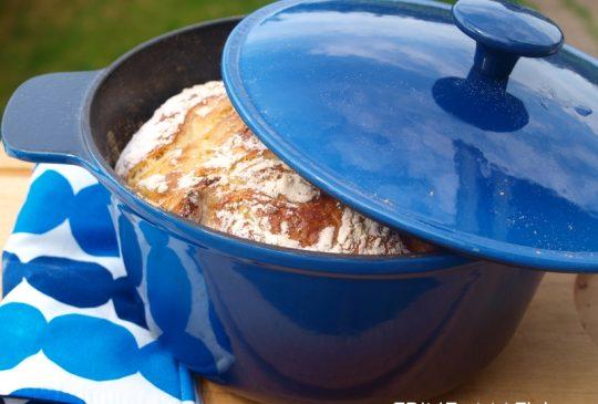 Image: Eltefritt olivenbrød