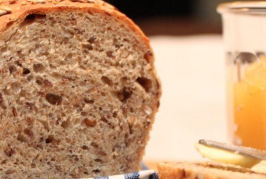 Image: 4-korns hvetebrød