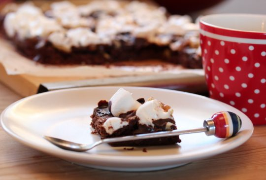 Image: Rocky Road Brownies