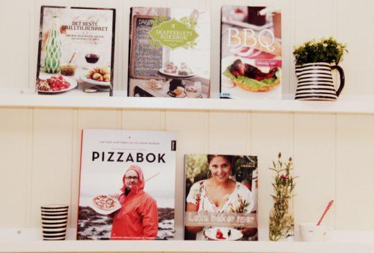 Image: Sommerens 5 favorittkokebøker