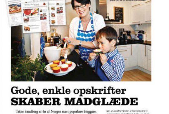 Image: Gode, enkle opskrifter SKABER MADGLÆDE
