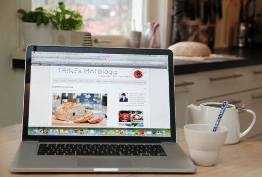 Image: Hva synes du om TRINEs MATblogg?