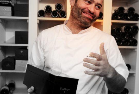 Image: Møte med Wassim Hallal på Danmarks beste restaurant