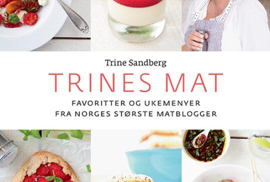 """Image: NÅ KAN DU BESTILLE """"TRINES MAT"""" SIGNERT!"""