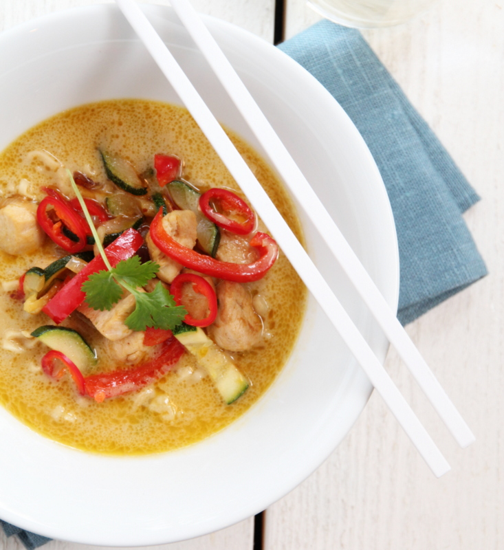 kylling curry trines matblogg
