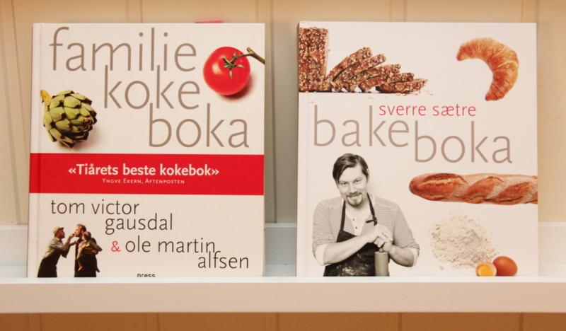 den hvite kokebokserien