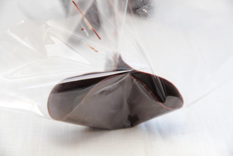 sjokoladekurver med nougat