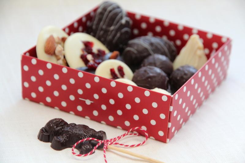 Sjokolade på pinne