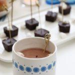 Varm sjokolade på pinne ************