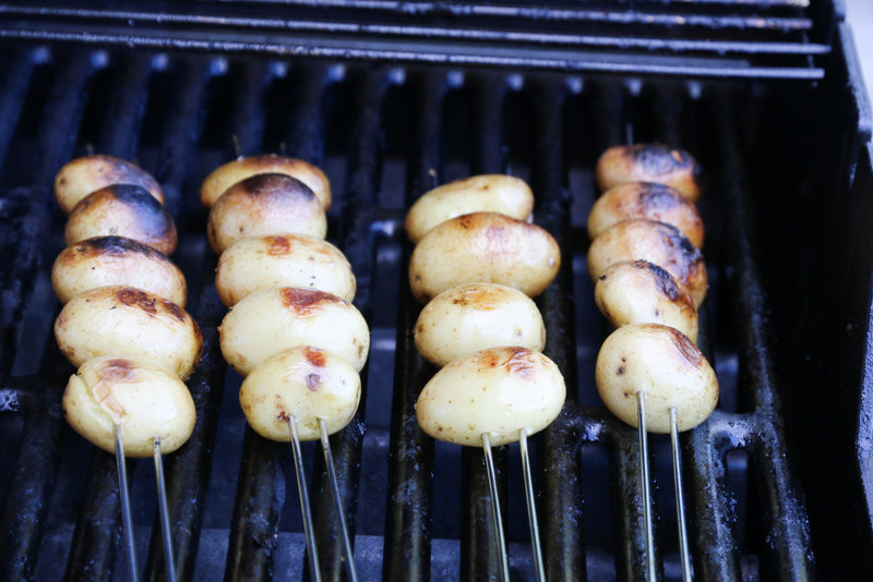 Baconsurret kylling