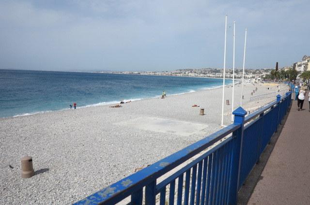 Matreise til Nice -