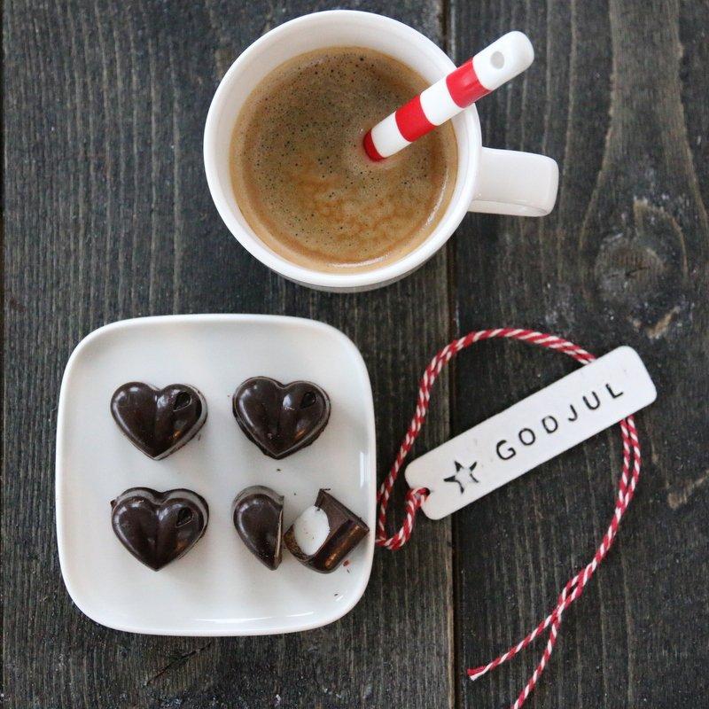Mintsjokolade