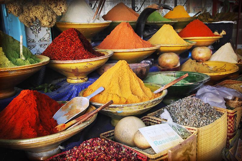 07-krydder_shutterstock_88404922 Marrakech
