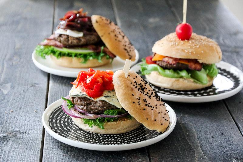 Hamburger-bonanza