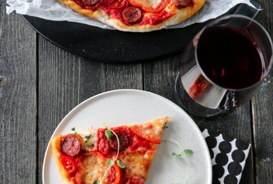 Image: pizza