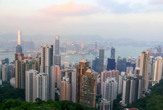 Image: REISEBREV FRA HONG KONG #1
