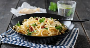 Image: SPAGETTI CARBONARA (VIDEO)