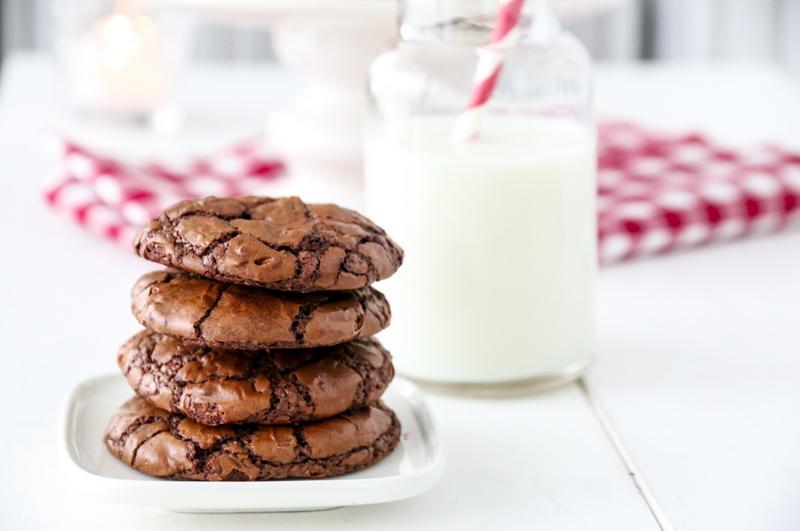 Sjokoladecookies