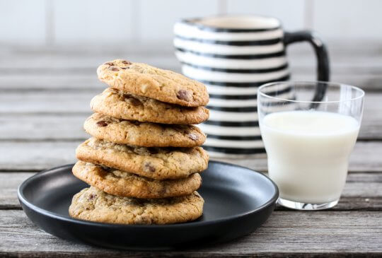 Image: CHOCOLATE CHIP COOKIES