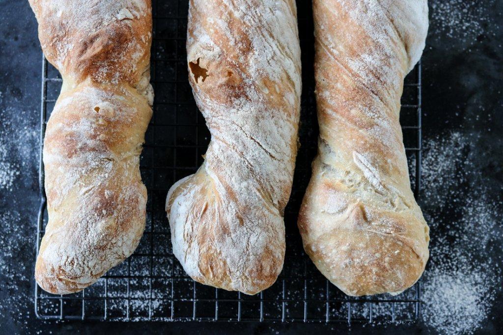 Eltefrie baguetter