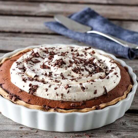 Image: MISSISSIPPI MUD PIE